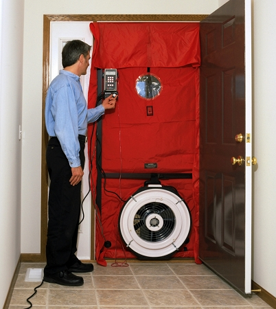 Residential Light Commercial Blower Doors