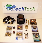 TTT Mini Vac Pac Kit with Fittings, Core Tools and Case