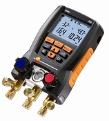 Testo 550 Kit 2 with 2 Clamp Probes and Case