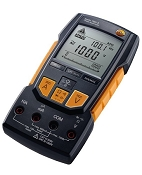 Testo 760-3 Digital Multimeter with Auto-Test, Capacitance, TRMS, Low Pass Filter, and 1000 V