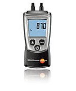 Testo Differential Pressure Manometers