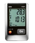 Testo 176-P1 5 Channel Pressure, Temperature, and Humidity Datalogger