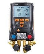 Testo 557 Digital Manifold with Bluetooth