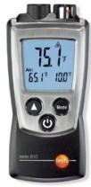 testo 810- 2-channel temperature w/infared -