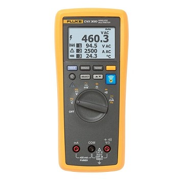 New Fluke CNX3000 Wireless Multimeter -