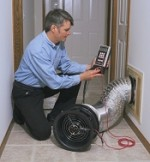 Duct Tightness Testers