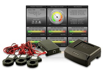Ted Pro 400a Commercial Electricity Monitor