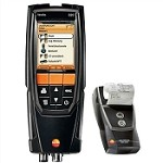 Testo 320 High Def & Heavy Duty Combustion Analyzer with Printer