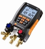Testo 550 Kit 1 with Single Clamp Probe