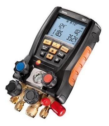 New Testo 557 RSA - Testo 557 with Vacuum