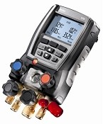 Testo 570 Professional A/C Tune-Up Kit with Vacuum and Datalogging with Video Scope