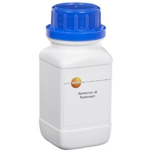 Testo Analyzed Reference Oil - 100 ml Bottle