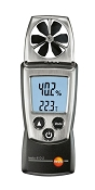 Testo 410-2 w/NTC Temperature & intregrated humidity
