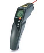 Testo 830-T1 IR Thermometer, 10:1 optics & laser pointer