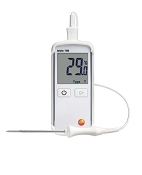 Testo 108 Food Service Thermometer with Immersion/Penetration Probe