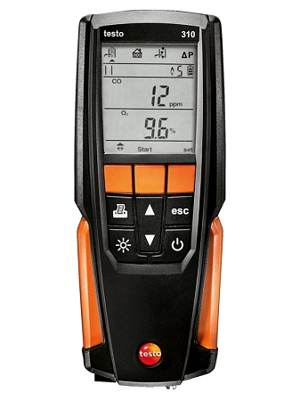 Testo Combustion Analyzers