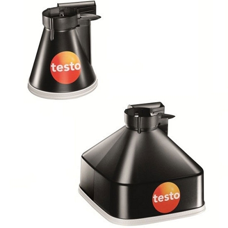 Testo Air Flow Funnel kit -  for Testo 417