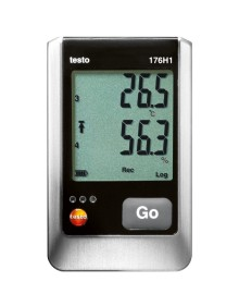 Testo 176-H1 4 Channel Temperature and Humidity Datalogger