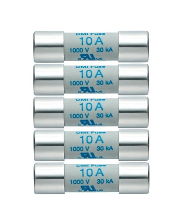 Testo 0590 0004 Spare Fuses 10 A/1000 V (pack of 5)