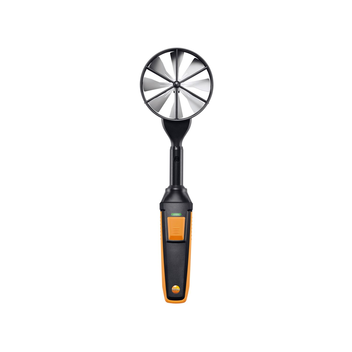 Testo 400 4 inch High-precision vane probe with Bluetooth , including temperature sensor