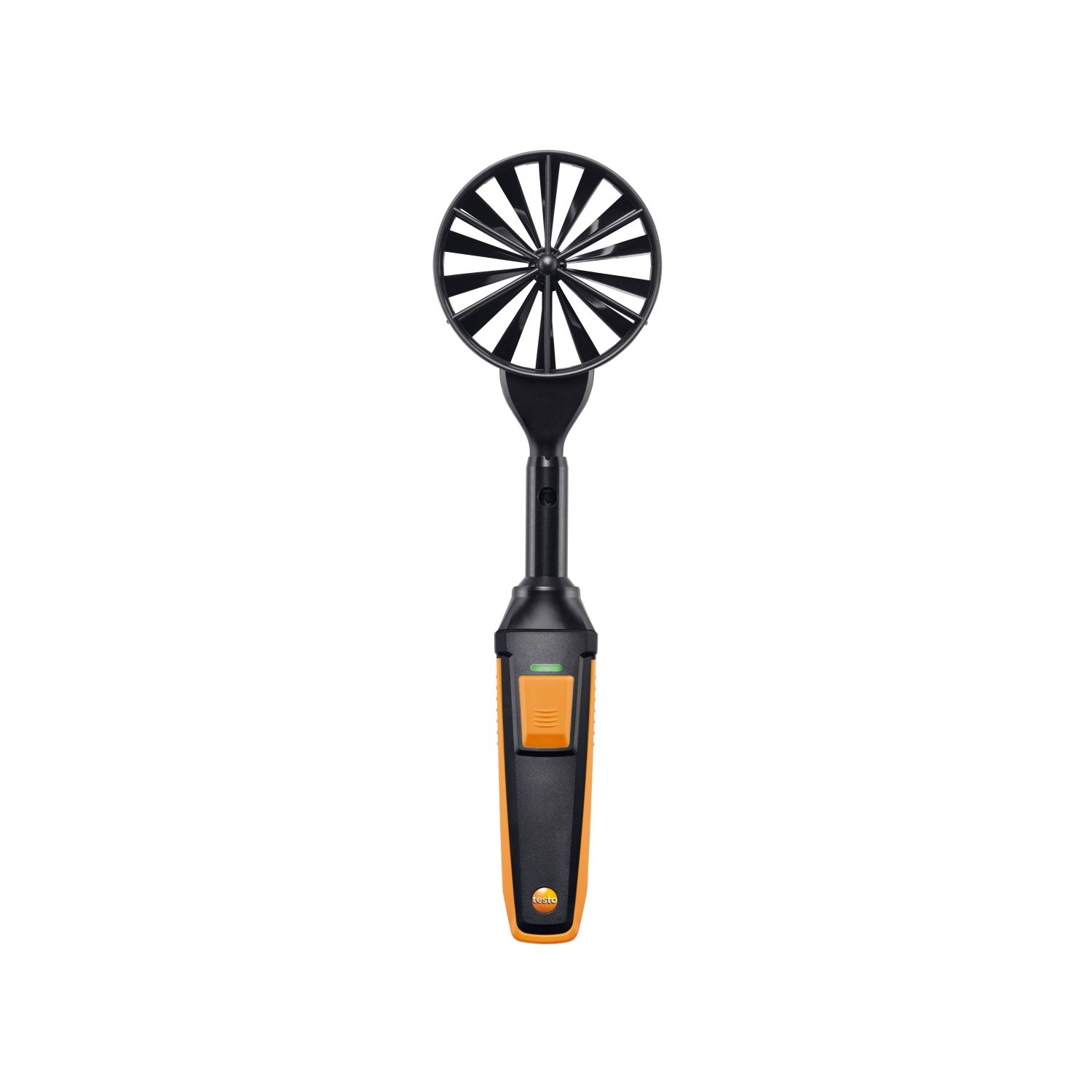 Testo 400 4 inch Vane Bluetooth probe with temperature