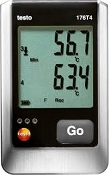 Testo 176 T4 4-Channel Temp Logger