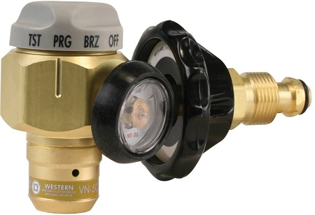Western Enterprises VN-500 HVAC Nitrogen Purging Regulator