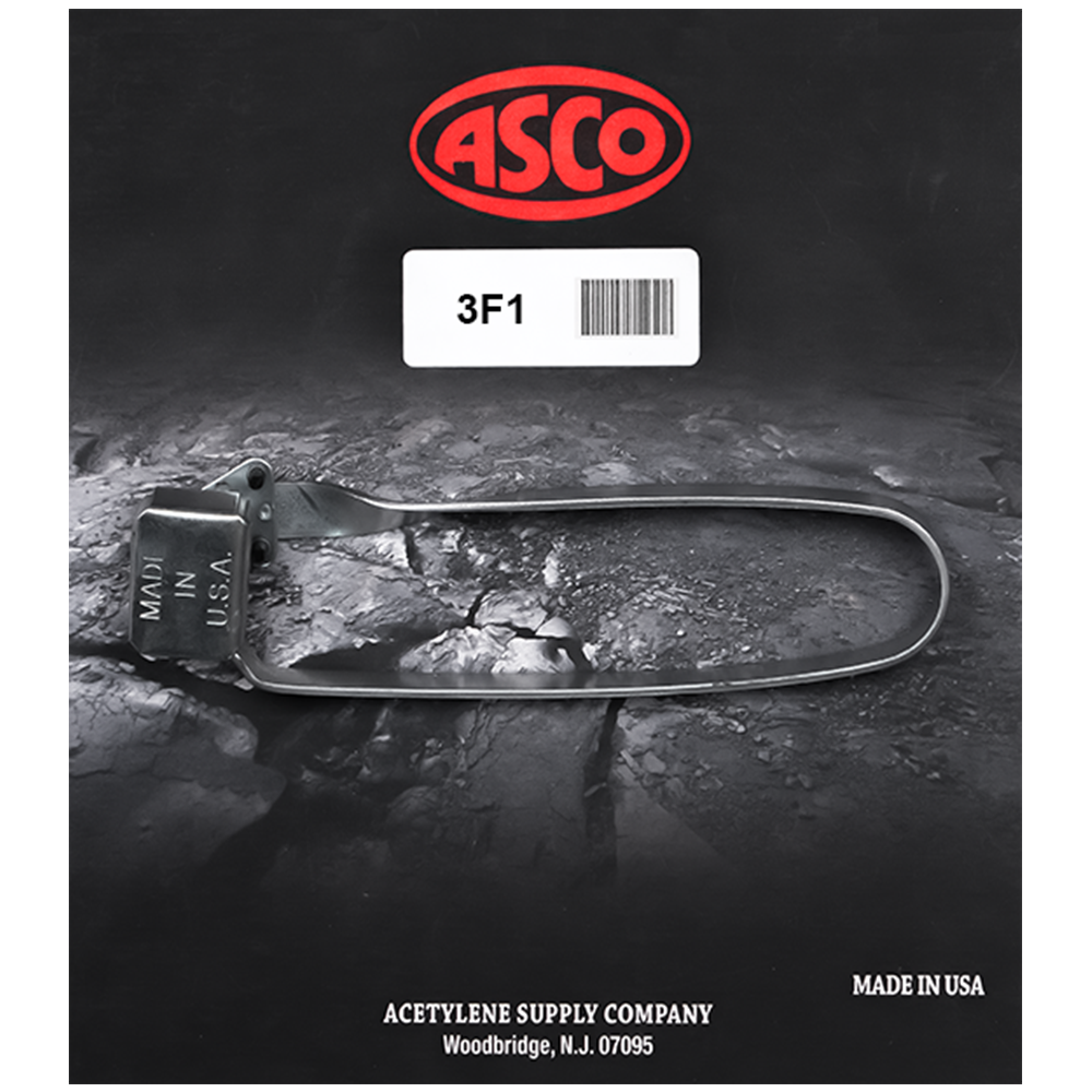 ASCO 3F1 Three Flint Spark Lighter