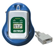 Extech Temperature Datalogger Kit with PC Interface