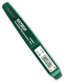 Extech 44550 Humidity/Temperature Pen