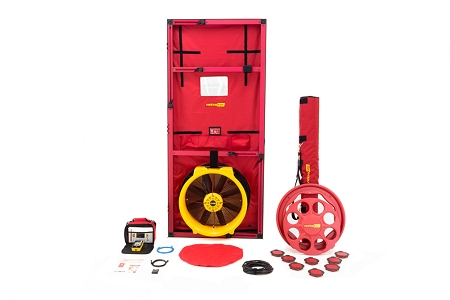 Retrotec Us5102 Blower Door System