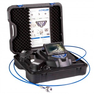 Wohler VIS 350 Plus Inspection Camera with 1.5