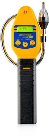 Sensit Gold Model-H 4 Gas Leak Detector (LEL/CO/O2/H2S)