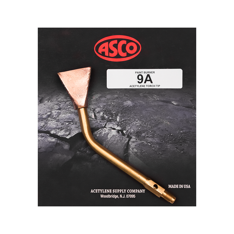 ASCO 9A Paint Burner