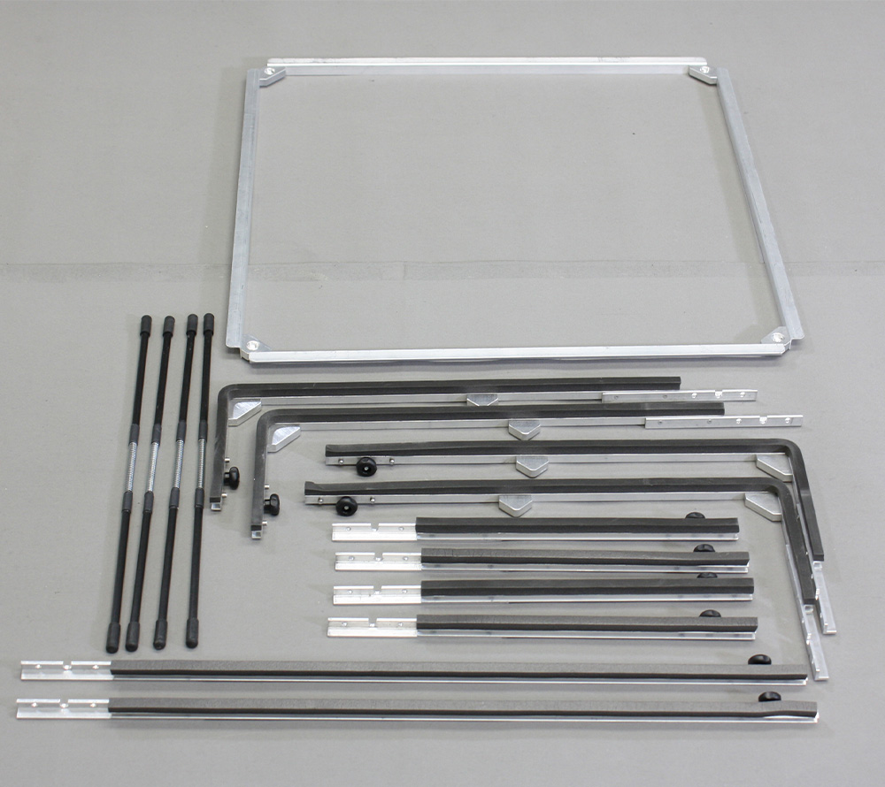 Dwyer SAH Base Adapter Frame Kit - Required for Canvas Adapter Hoods