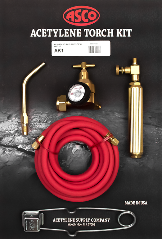 Low Temperature Acetylene Kits