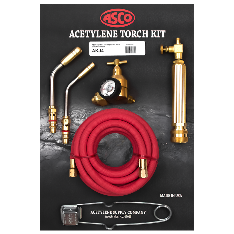 High Temperature Acetylene Kits
