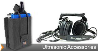 Ultrasonic Leak Detector Accessories