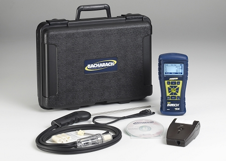 Bacharach Fyrite InTech Residential Combustion Analyzer with Reporting