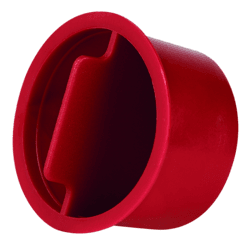 3/4 Center Pull Tapered Plastic Plugs (Pack of 100)