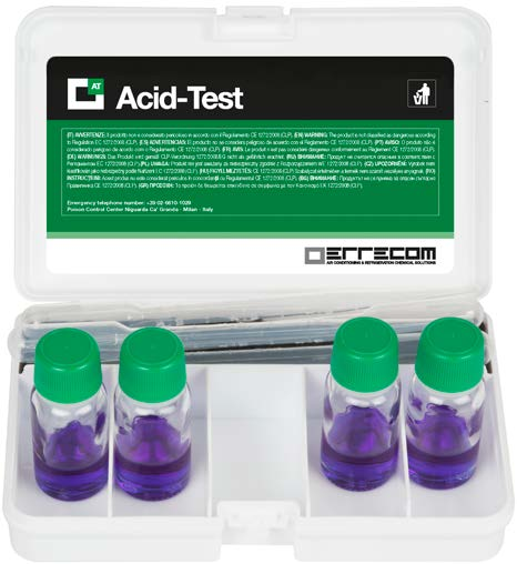 Cool Air Acid Test-Universal