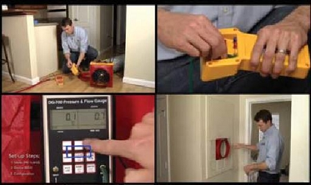Duct and Envelope Tightness OnLine Training