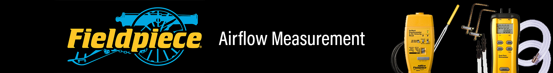 Airflow Measurement Banner