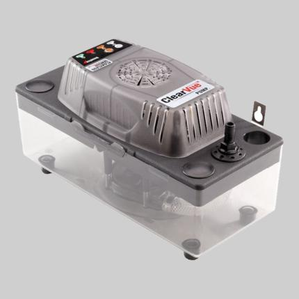 DiversiTech IQP-120 ClearVue Condensate Pump, 120V 22ft Lift