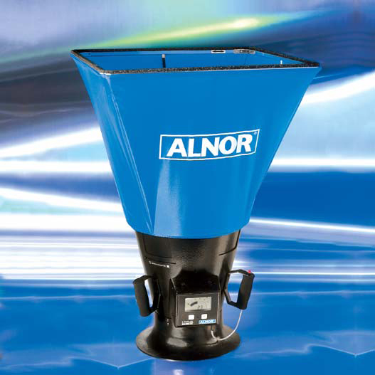 Alnor 6200D Low Flow Balometer Capture Hood 24