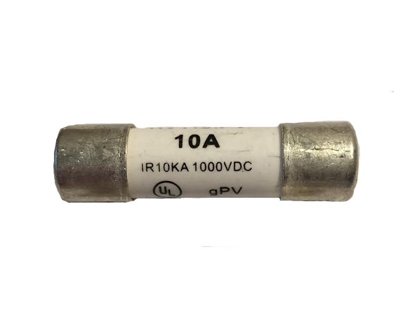 Redfish 10A 1000V Fast Blow Fuse