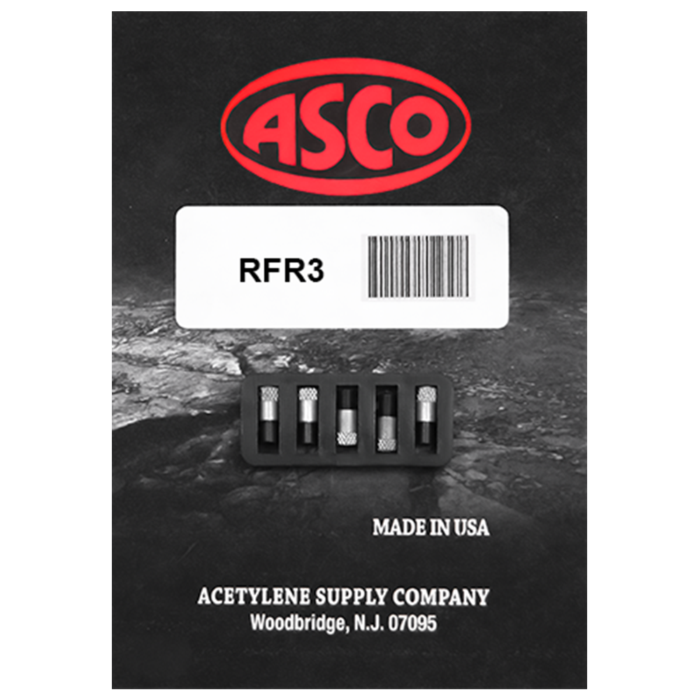 ASCO RFR2 Replacement Flints for RFL1 (40 packs of 5)