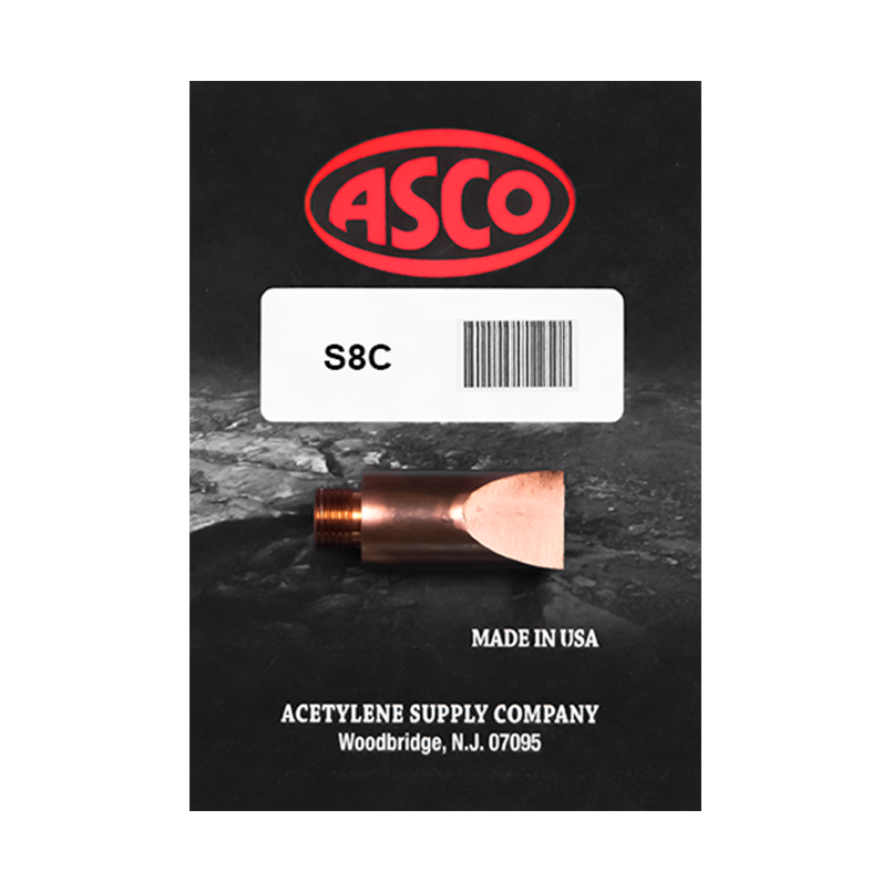 ASCO S8C Replacement End for 8AC