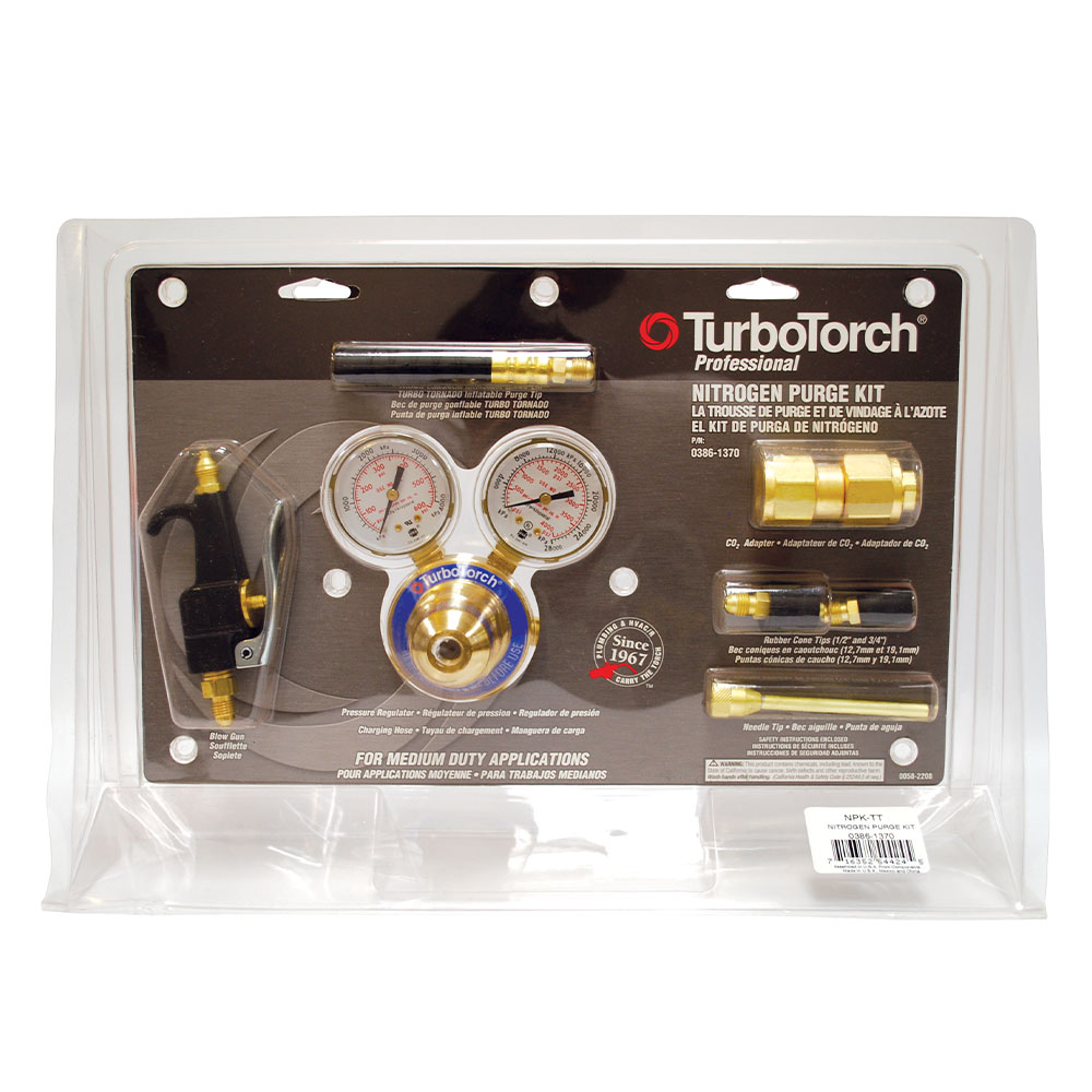 TurboTorch Nitrogen Purge Kit, NPK-TT