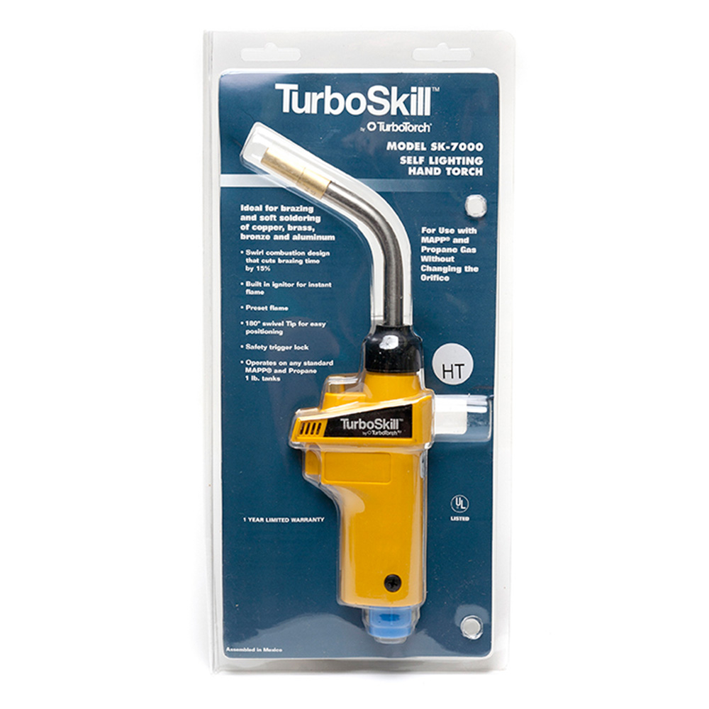 TurboTorch Extreme SK Torches, SK-7000 Torch Swirl, MAP-Pro/LP Gas